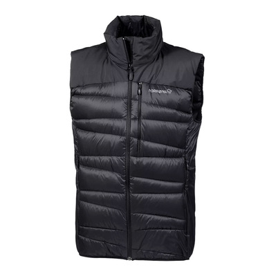NORRONA - Sleeveless Jacket - Men's - FALKETIND DOWN caviar