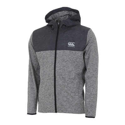 CANTERBURY - VAPODRI L WEIGHT TRAINING - Sweat Homme static marl