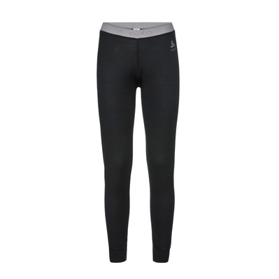ODLO - NATURAL MERINO WARM - Tights - Women's - black