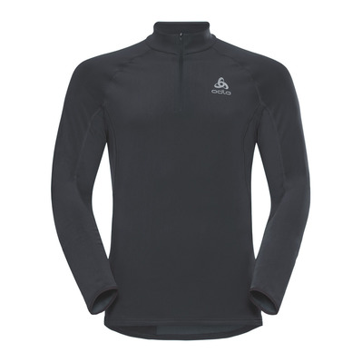 ODLO - ZEROWEIGHT WARM - Sweat Homme black