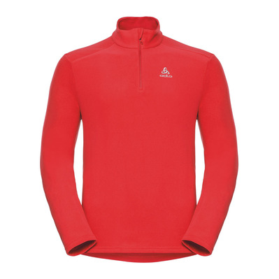 ODLO - BERNINA - Sweat Homme fiery red