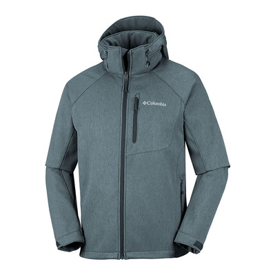 COLUMBIA - CASCADE RIDGE II - Veste Homme charcoal heather