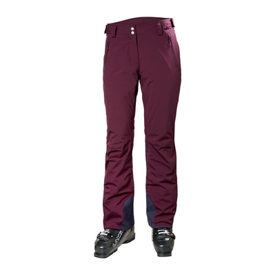HELLY HANSEN - LEGENDARY - Pantalon ski Femme wild rose