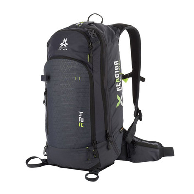ARVA - REACTOR V2 24L - Airbag Backpack - grey