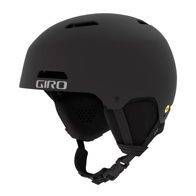 GIRO - Casque LEDGE FS MIPS Unisexe MATTE BLACK