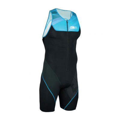 Z3ROD - START - Trisuit - Men's - armada black/atoll