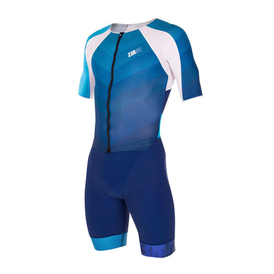 Z3ROD - RACER - Trisuit - Men's - racer dark blue/atoll