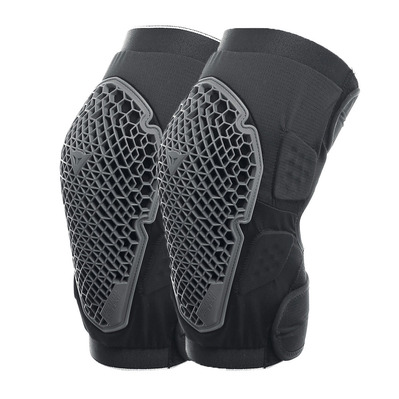 DAINESE - PRO ARMOR KNEE GUARD Unisexe BLACK/WHITE