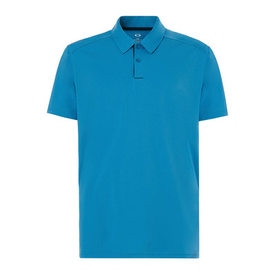 OAKLEY - DIVISONAL 2.0 - Polo Homme california blue
