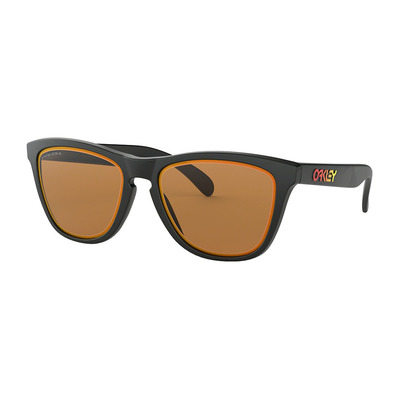 OAKLEY - FROGSKINS - Sunglasses - matt black/prizm bronze