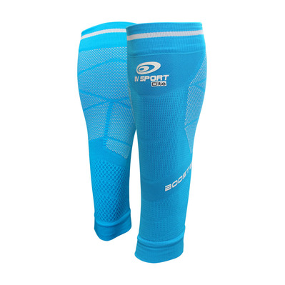 BV SPORT - BOOSTER ELITE EVO2 - Bein Sleeves blau