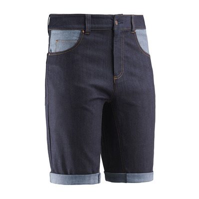MILLET - ROCAS DENIM - Bermuda Shorts - Men's - dark denim