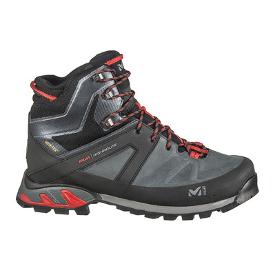 MILLET - HIGHROUTE GTX - Chaussures randonnée Homme urban chic/rouge
