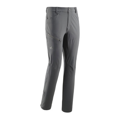 MILLET - TREKKER STRETCH II - Pants - Men's - castle grey