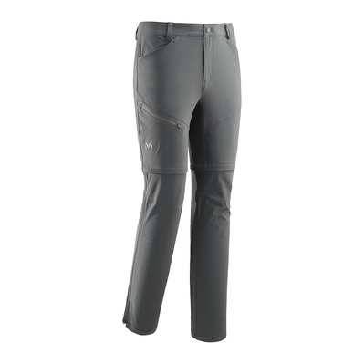 MILLET - TREKKER STRETCH ZIP OFF - Pants - Men's - castle grey
