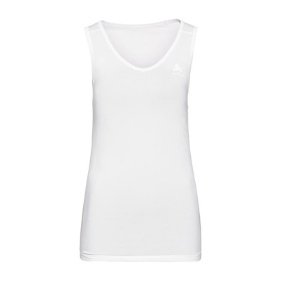 ODLO - PERFORMANCE X LIGHT - Camiseta térmica mujer white