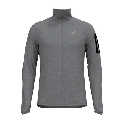 ODLO - STEAM - Sweat Homme grey melange