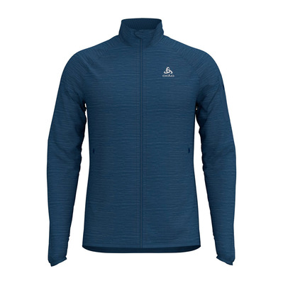 ODLO - STEAM - Sweat Homme ensign blue melange