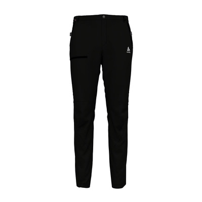 ODLO - SAIKAI COOL PRO - Pants - Men's - black/steel grey
