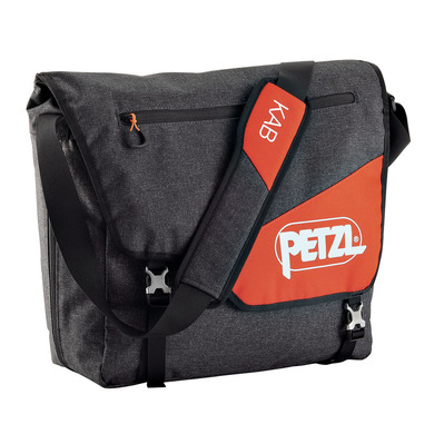 PETZL - KAB 26L - Rope Bag - grey
