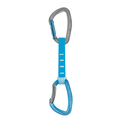 PETZL - DJINN AXESS - Quickdraws x6 blue/grey
