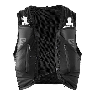 SALOMON - ADV SKIN 12L - Sac d'hydratation black