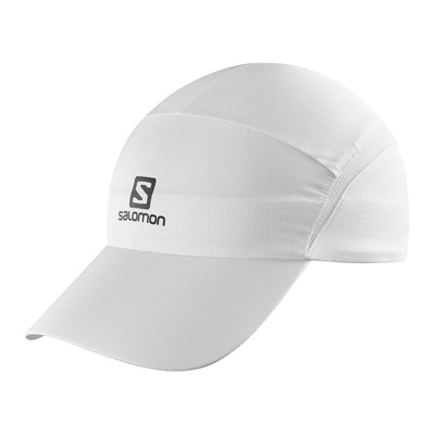 SALOMON - XA - Gorra white/black