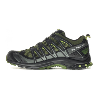 Long Term (10 year) Product Review: Salomon XA Pro 3D Trail