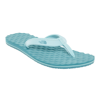 THE NORTH FACE - BASE CAMP MINI - Chanclas mujer canal blue/storm blue