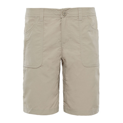 THE NORTH FACE - HORIZON SUNNYSIDE - Short mujer dune beige