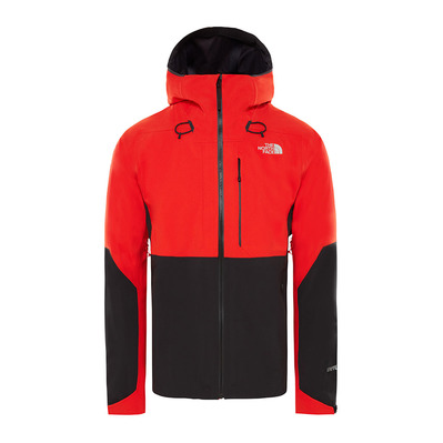 THE NORTH FACE - APEX FLEX 2.0 GTX - Jacket - Men's - fiery red/tnf black