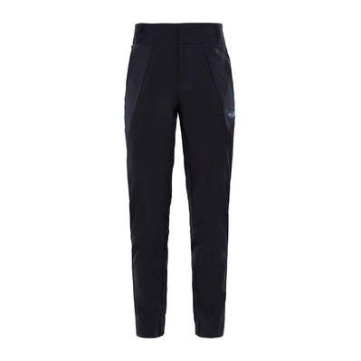 THE NORTH FACE - HIKESTELLER - Pantalón mujer tnf black