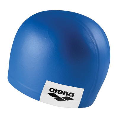 ARENA - LOGO MOULDED - Swimming Cap - blue