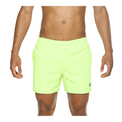 ARENA - BYWAYX - Short de bain Homme shiny green/royal