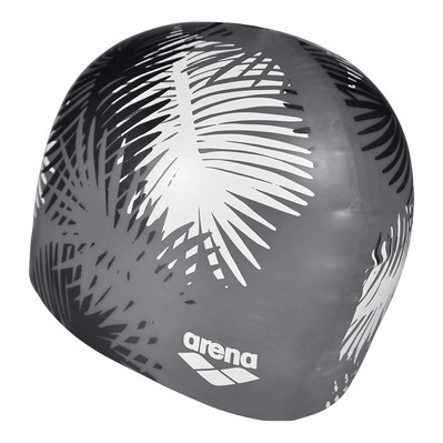 ARENA - SIRENE - Swimming Cap - Women's - palm black