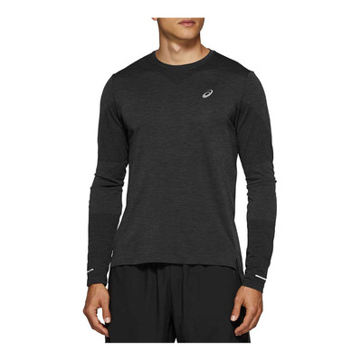 ASICS - SEAMLESS - Jersey - Men's - dark grey