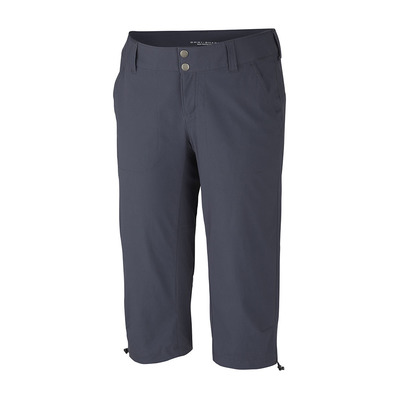 COLUMBIA - SATURDAY TRAIL II - Cropped Pants - Women's - india ink