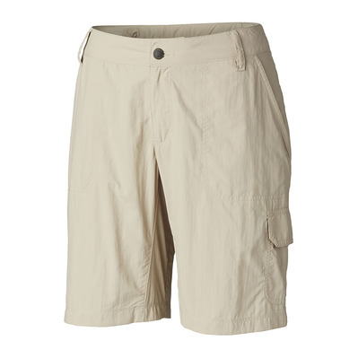 COLUMBIA - SILVER RIDGE 2.0 - Short Femme fossil