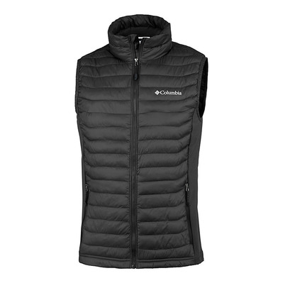 COLUMBIA - POWDER PASS SL - Doudoune Homme black