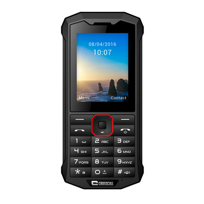 CROSSCALL - SPIDER X4 - Phone - black