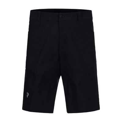 PEAK PERFORMANCE - ICONIQLGSH - Bermudas hombre black