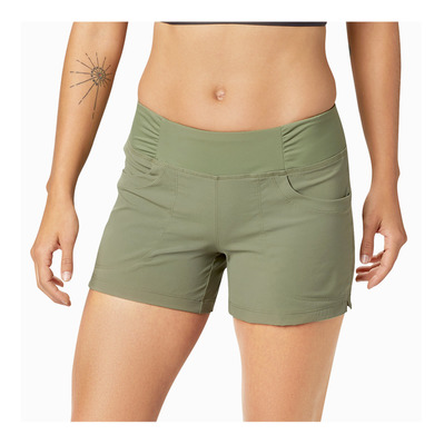 MOUNTAIN HARDWEAR - DYNAMA - Short mujer light army
