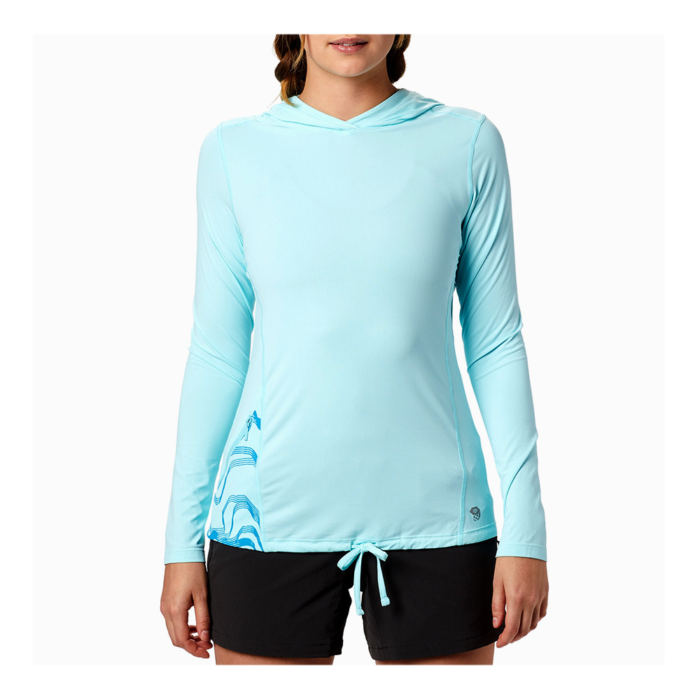 Mountain Hardwear CRATER LAKE Maillot Femme eddy Private