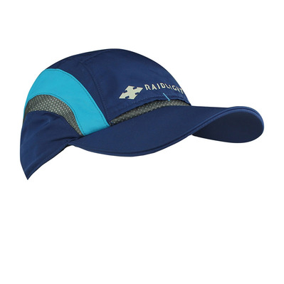 RAIDLIGHT - R-LIGHT - Casquette dark blue/blue
