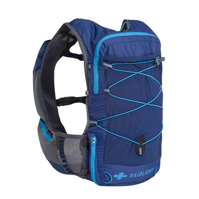 RAIDLIGHT - ACTIV 6L - Sac d'hydratation Homme dark blue/grey