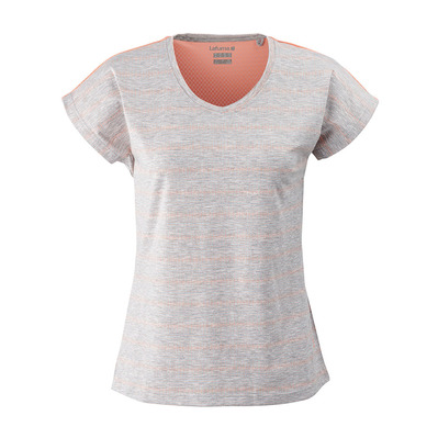 LAFUMA - SKIM - T-shirt Donna heather grey