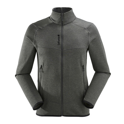 LAFUMA - SHIFT ZIP-IN - Polaire Homme carbone grey