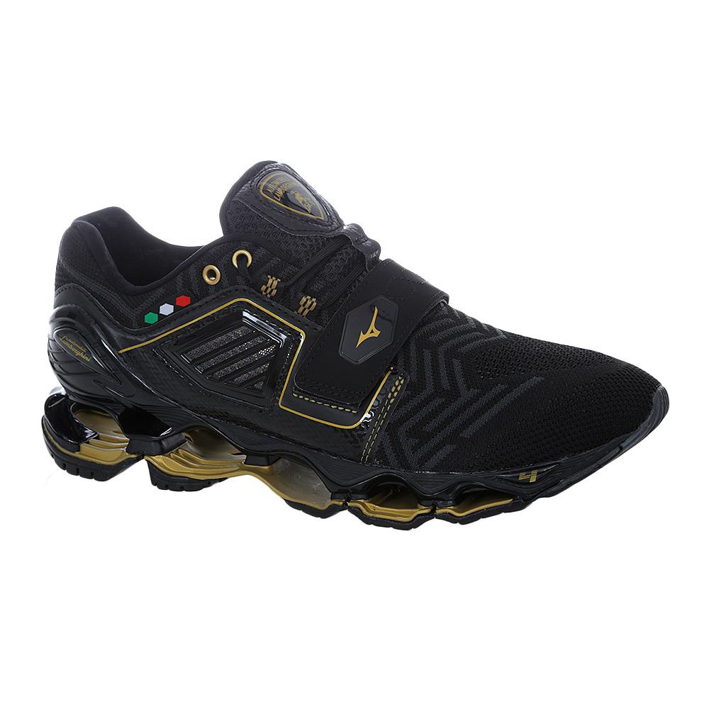 Mizuno WAVE TENJIN 4 Chaussures running Homme blackdark