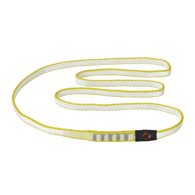 MAMMUT - CONTACT SLING 8.0 - Anneau de sangle yellow
