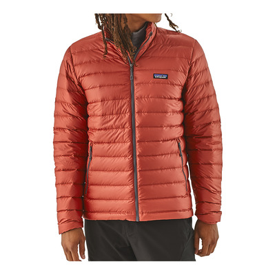 PATAGONIA - DOWN SWEATER - Down Jacket - Men's - new adobe